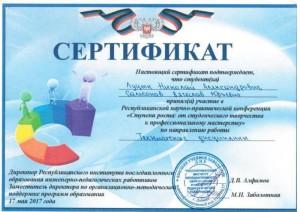 Приказ РИПО ИПР от 17.05.201-1